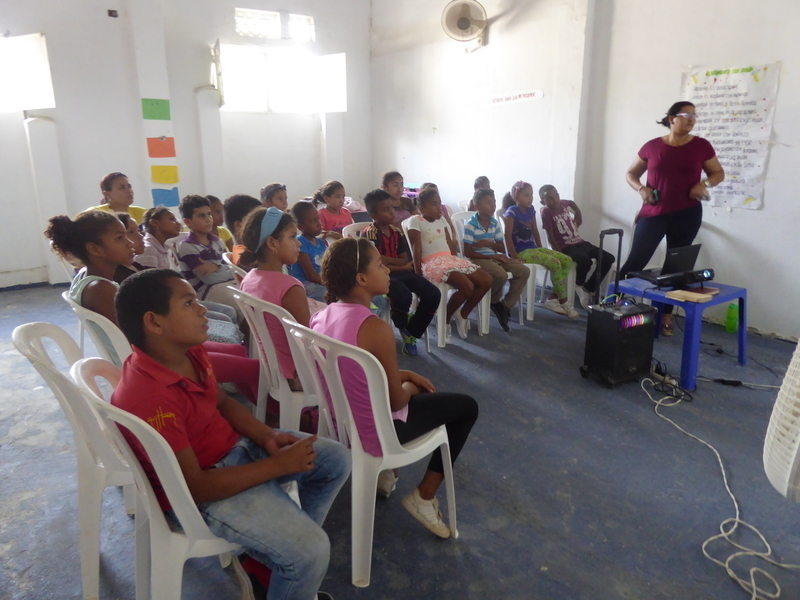 Drug education and prevention in Colombia