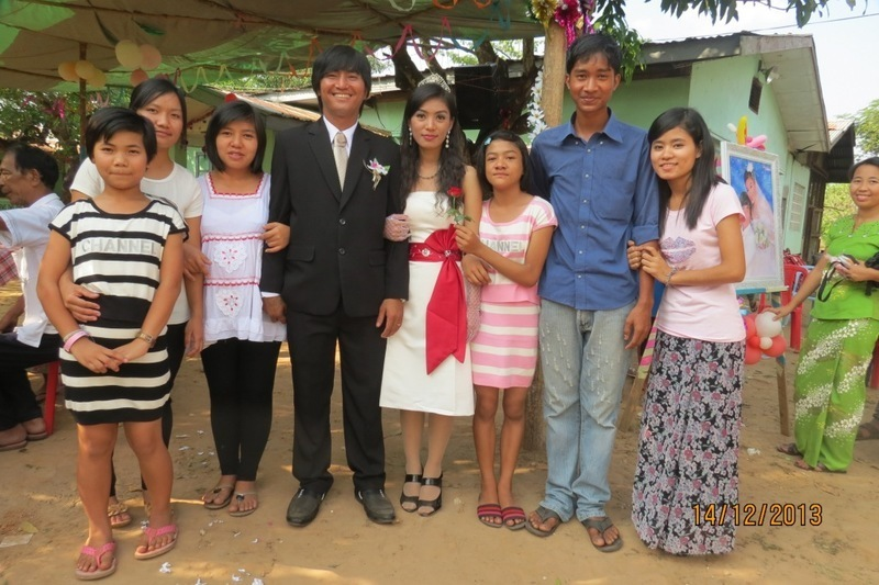 Wedding Bells in Burma