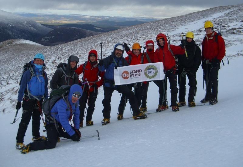 Mont Blanc trek challenge