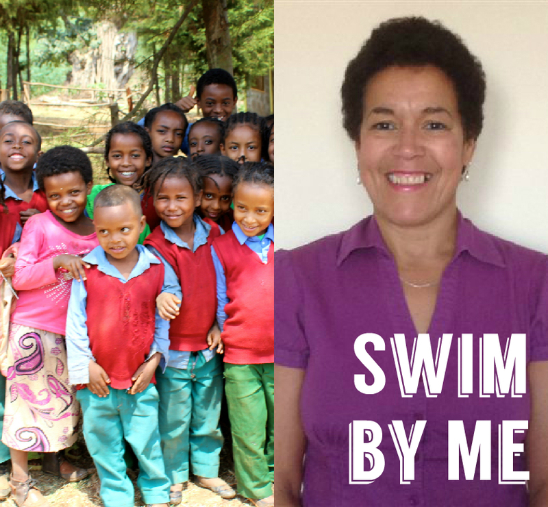 Double the fundraising for Christine's swim